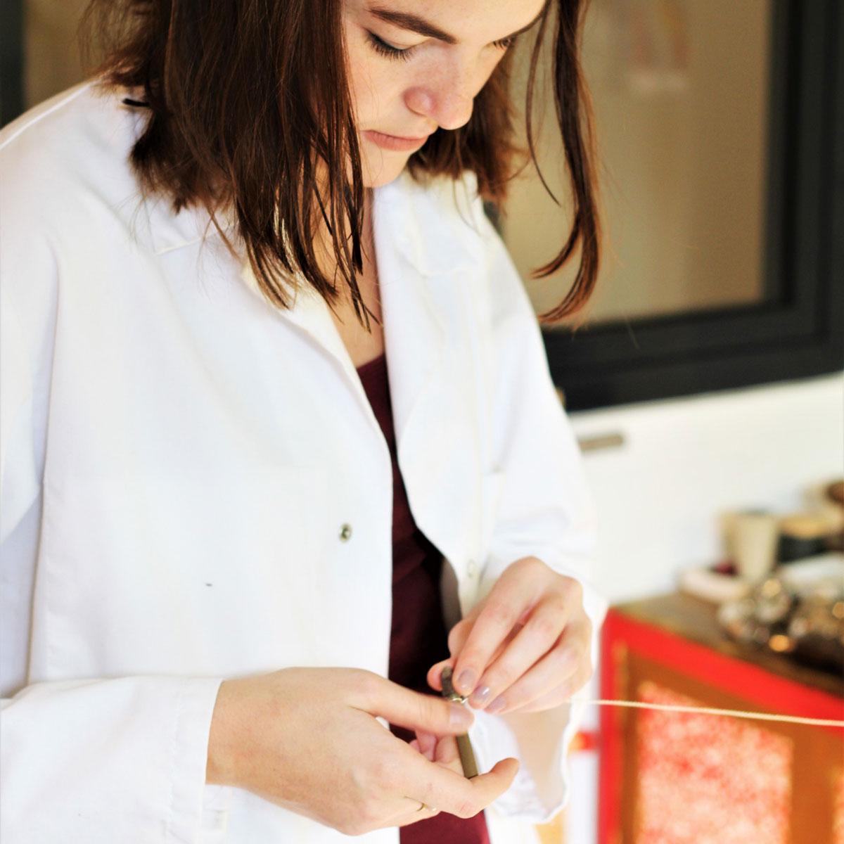 Torsader métal bijou cours atelier Robin Paris