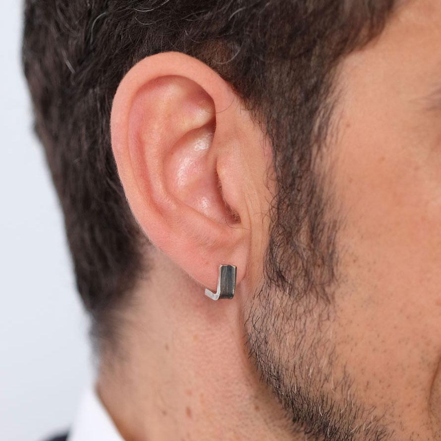 boucle d'oreille home
