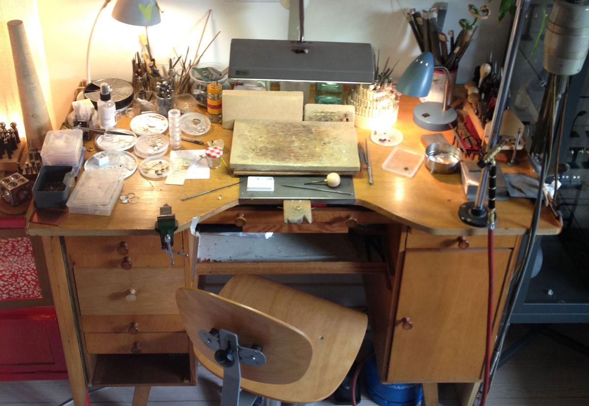Etabli Atelier Robin Paris